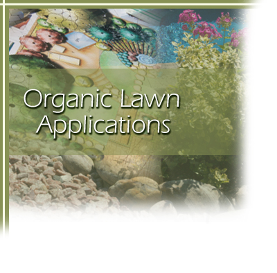 Organic Lawn Application Services